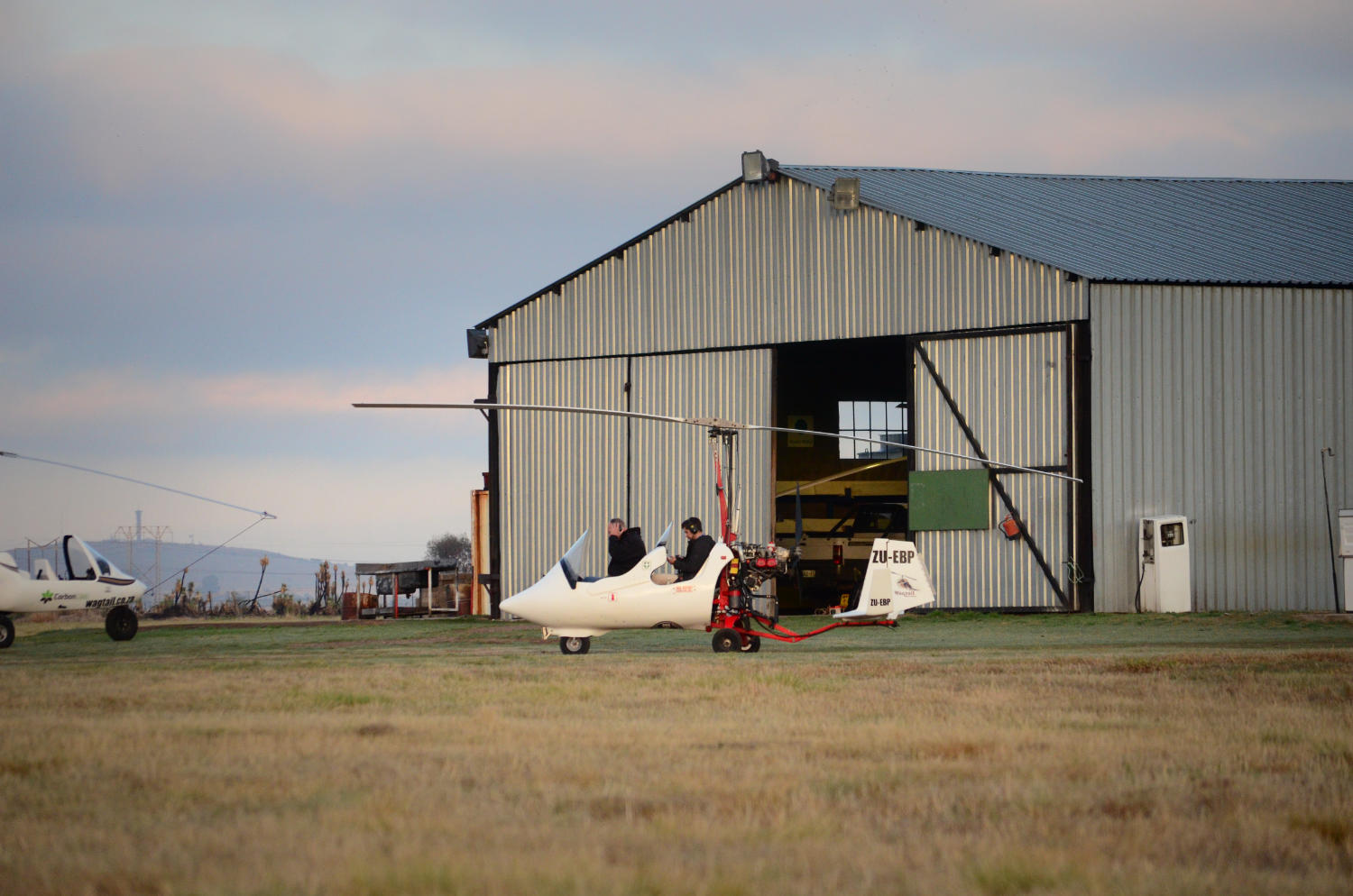Wagtail Aviation