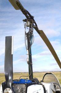 Wagtail Trojan rotor